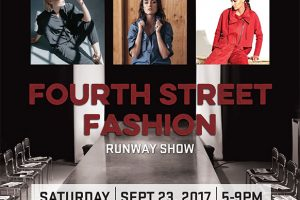 <strong>Upcoming Event: Fourth Street Fashion Show ~ A Benefit for Berkeley Food & Housing Project</strong> <em>September 23, 2017</em>