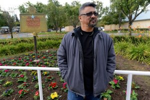 <strong>Formerly homeless Air Force veteran vows to 'leave no one behind' </strong>