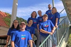 <strong>Chevron Shows Up for Corporate Volunteer Week</strong>