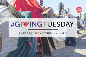 <strong>Have You Heard of #GivingTuesday? Have your gift matched on 11/27/18!</strong>