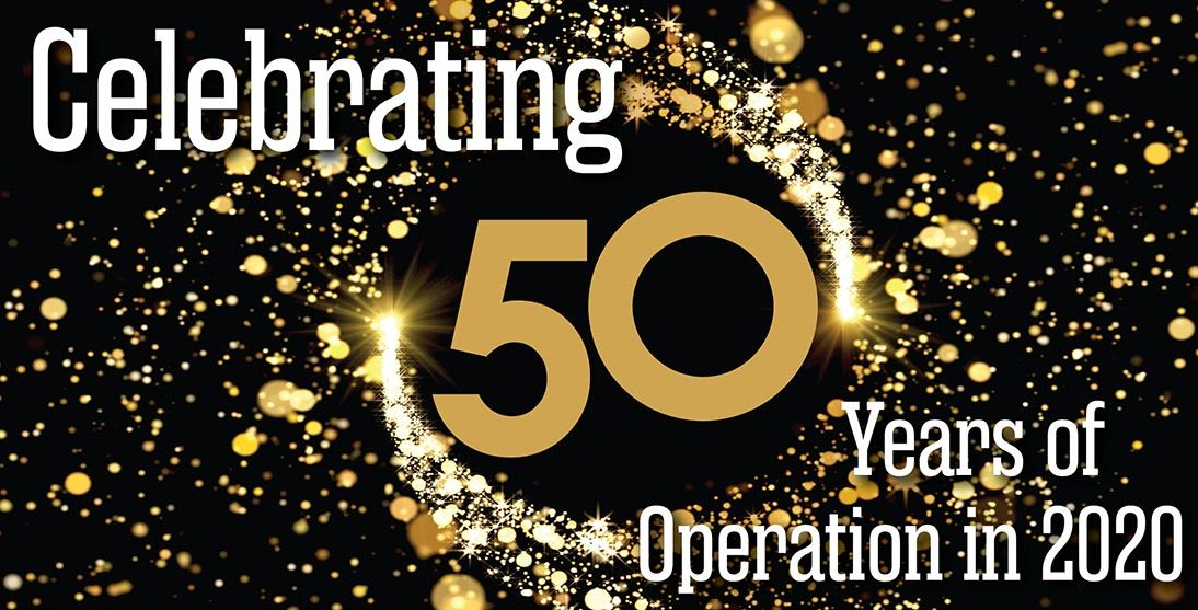 BFHP Celebrating 50 Years in Operation in 2020